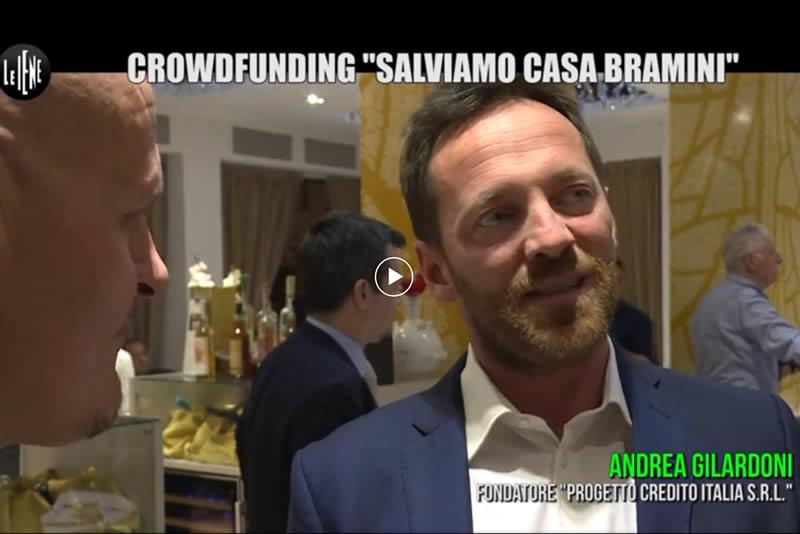"""Crowdfunding """"Salviamo casa Bramini"""""""