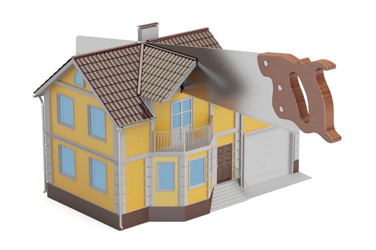 Una casa cointestata può essere pignorata?